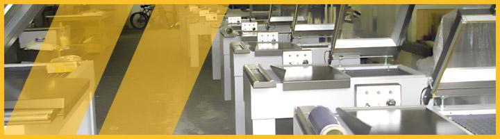Aluguel de máquinas para embalagem Euromax