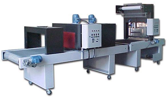 Máquina Embalagem Produto