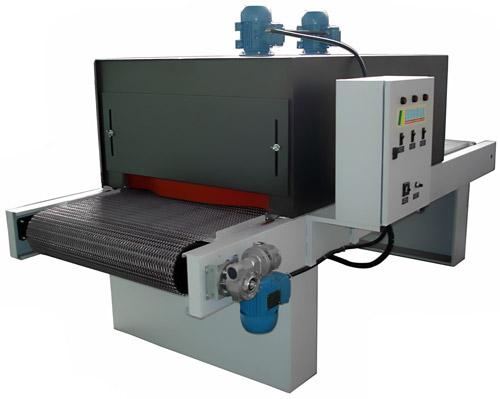 túnel de secagem para placa de impressão