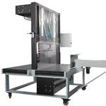 máquinas para embalagem Seladora Bundling em L